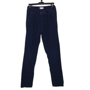 Boden Kids Blue Corduroy Pull-On Pants 14Y / 164cm